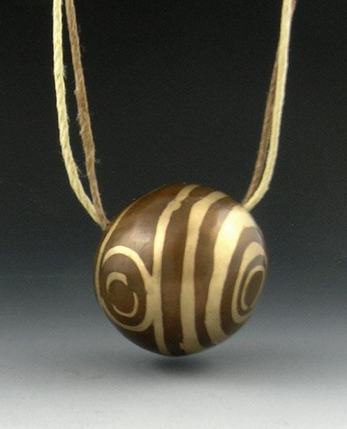 Woodgrain Sphere