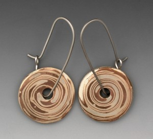 Swirls Copper WB