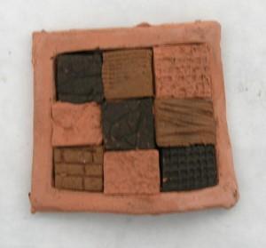 Copper squares