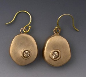 Hollow Form Earrings