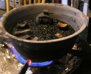 Fire the lentil