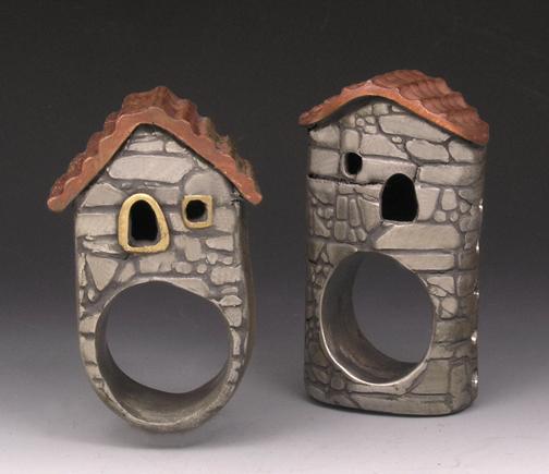 2 Steel Rings