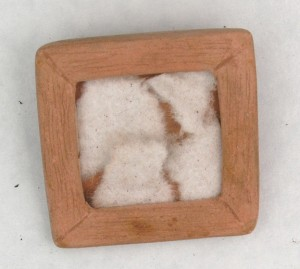 Insert fiber paper