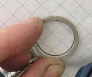 Trace inner diameter