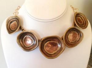 Necklace by Komala Rohde