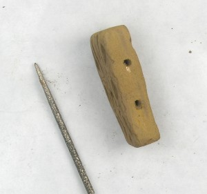 Drill side holes