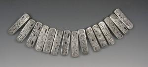 Steel Holey Link Necklace