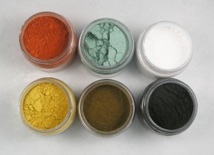 Gemstone Powder