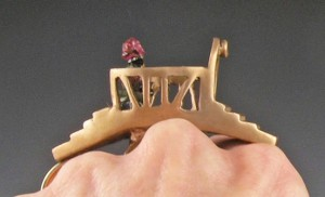 Bridge on hand