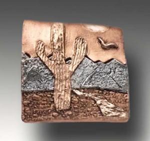 Saguaro Scene